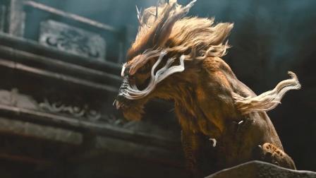 论辈分是龙的孙子,却能与龙比肩的生物