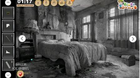 密室逃脱之逃出可怕的房子