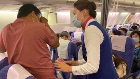 新疆和田:一航班二次开门接断臂男孩飞往乌鲁木齐