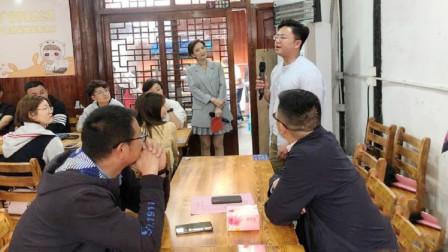 在陆台青感受到祖国的强大力量,台湾同胞应该认真看看这段视频