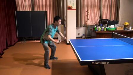 乒乓球初练直拍横打有哪些训练流程?要注意什么?