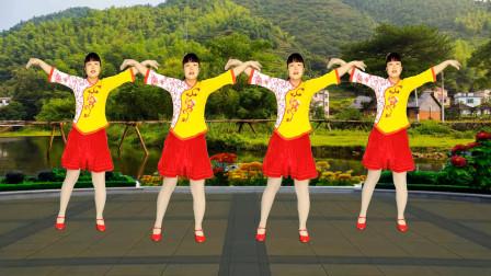 入门32步广场舞《北江美》北江的水清,北江的人美,歌醉舞美