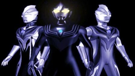 背景强大的4个奥特曼,个个实力强悍!