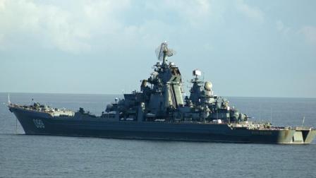 火力超055?又一款核动力战舰亮相,俄专家:美霸权的末日到了
