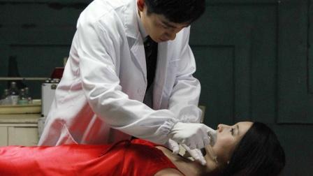悬疑片:停尸房来了具女尸,明明可以说话,医生却说她已经死了