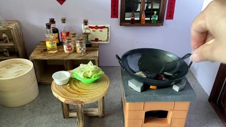 好吃又便宜蒜蓉辣椒炒大白菜,平时喜欢吃辣,这个菜好吃又实惠