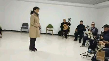 陈金燕清唱《苏三起解》琴师:张富年