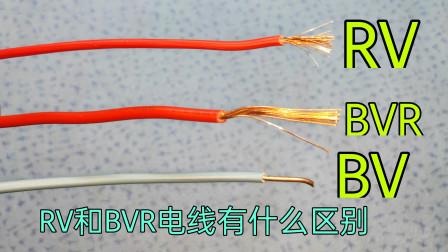 电工知识:电线上的标志NH、BV、BVR代表什么意思?很多电工新手不知道