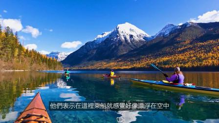 五个世界上最清澈的水域,清澈的可以看见百米之下的东西,太美了