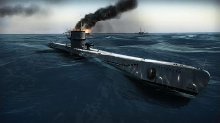 【欧战天空】猎杀潜航4大西洋U艇作战记第十一期 伏击护航队