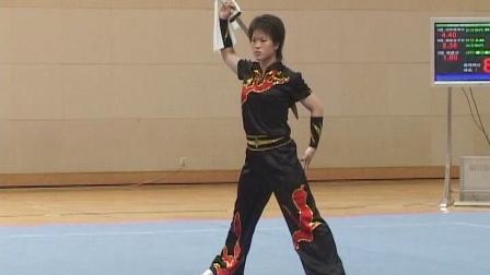 2006年全国青少年武术套路锦标赛 女子刀术 014 吴毅懿