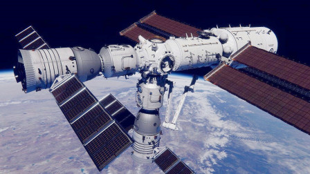2024年后,人类将有多少个空间站?专家:俄罗斯或转向与中国合作