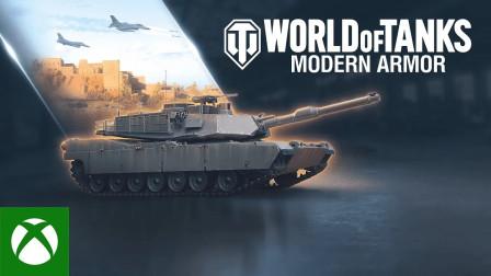 游戏宣传片:坦克世界-现代装甲-预告(3329)
