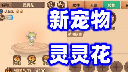【Z小驴】造梦无双~第125期2星灵灵花!新宠物!新坐骑!