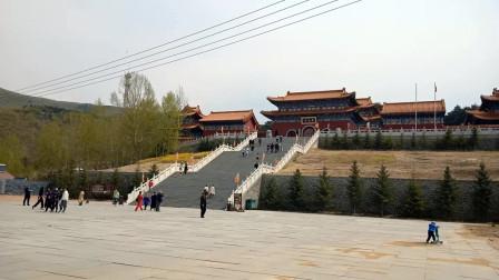 尚德山千年松国家A级旅游景区(上):延吉东来寺