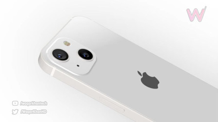 最新 iPhone 13 概念渲染视频