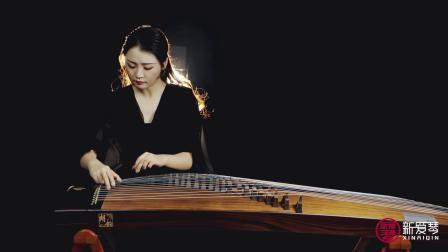 古筝演奏《风之猎》技术难度高,创作手法独特