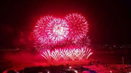 2021太湖龙之梦五一黄金周大型水秀烟火表演