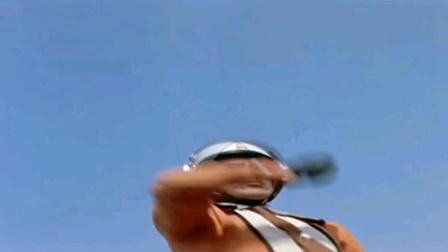 初代奥特曼名场面,胸肌挡光线你是第一个,而且还成功了!!