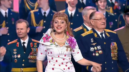 俄罗斯歌曲《我们举杯》,俄罗斯卫国战争胜利庆典音乐会