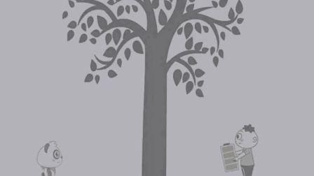 灰色漫画:现在遇到困难肯定不要放弃,大概坚持到末了就会告成!