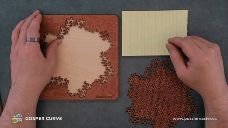 Gosper Curve from Martin Raynsford - Solution