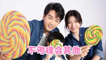陈妍希谈和陈晓的夫妻相处之道,只要两个好好的,不用理会其他