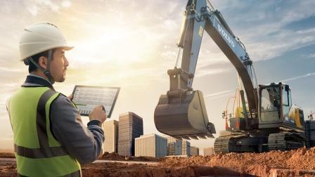 献给每一位美好生活的建设者——沃尔沃2021全新挖掘机荣耀系列