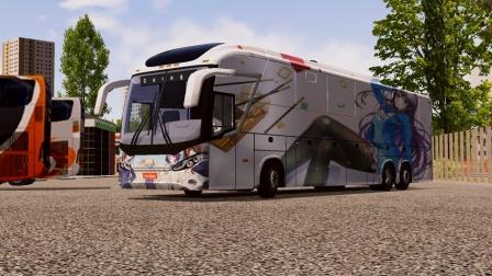 世界巴士模拟-Mascarelloromar8客车(2)