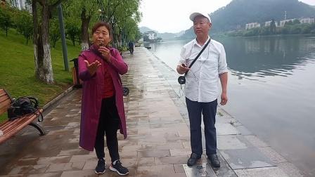 黄梅戏《家住古徽州》演唱:江丽仙.胡益军,创作:罗贵宏(官方认证《优酷》首批创作者)