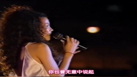 王菲 那英 同台演唱《同桌的你》