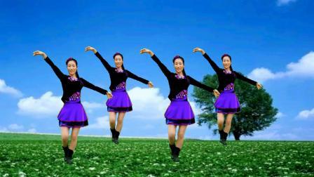 广场舞《我的大草原》天籁民族风,大气优美64步