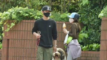 工藤静香给木村拓哉买冰淇淋 结婚21年依旧甜蜜似热恋