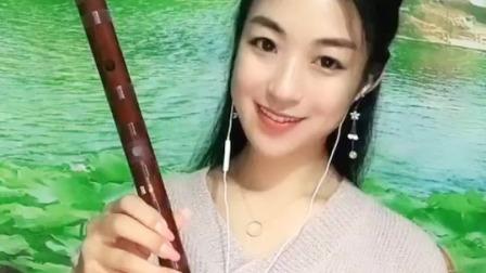《风筝误》笛子演奏,bE调一节瑾儿乐坊专业精品笛子
