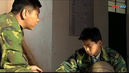 《士兵》:李梦在屋里嘲讽许三多,哪料这番话说完,竟找到了小说的材料人物!