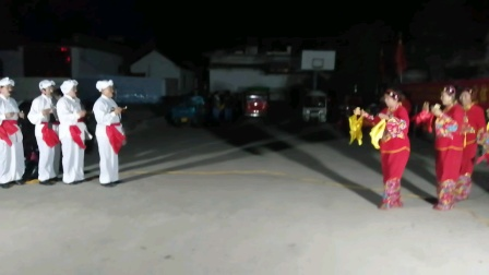 柳琴戏,逛新村,曲阜鲁城街道庄户剧团走进社区