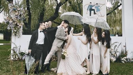 FAN&AJIU·婚礼集锦|逆拾帧影像出品