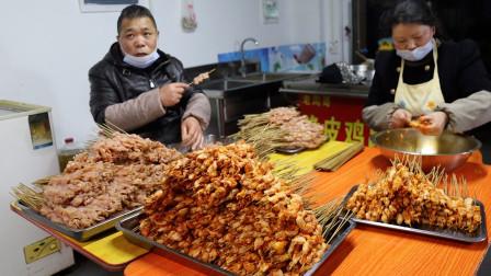 贵州大哥卖鸡翘,3天回本创奇迹,50岁创业再翻身,赚的全小孩钱