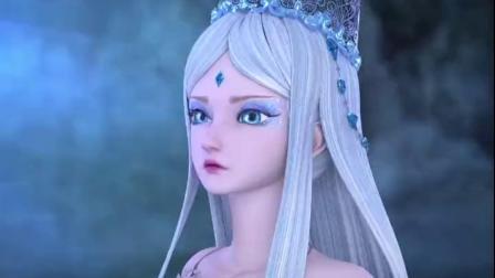 叶罗丽精灵梦第八季10:冰公主和叶罗丽战士被困住了