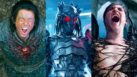 这三大共生体能力对比,你觉得谁最强!中国生化黑甲和毒液有一拼