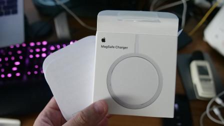 苹果MagSafe磁吸充电线体验:原价智商税,折扣有点香!
