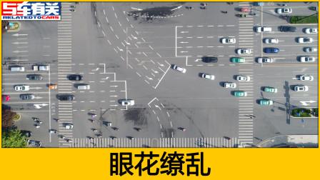 直行待转区到底该怎样走?记住这个通行规则,保证不会闯红灯