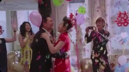 经典老歌  张嘉译闫妮跳舞跳的太嗨了好幸福《烟雨人间》