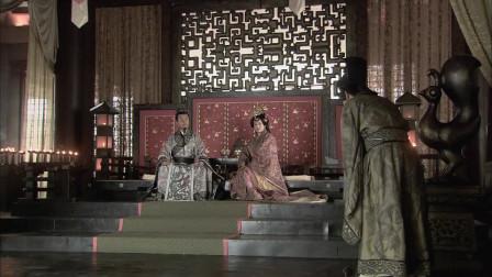 《王昭君》匈奴人称赞昭君是大汉的一块宝,皇上很想见昭君一面