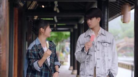 顾川吃姜小宁吃的冰淇淋,顾川主动提起前女友
