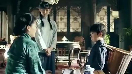 影视:何福英让徐忠德教妞妞学规矩