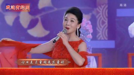 黄梅戏:名家韩再芬、孟广禄对唱《梦会》,太精彩了