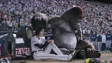 女主和猩猩一起长大,教它读书认字-上