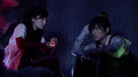仙剑:两人误打误撞进入密室,杨幂带路,把她和胡歌都给困住了