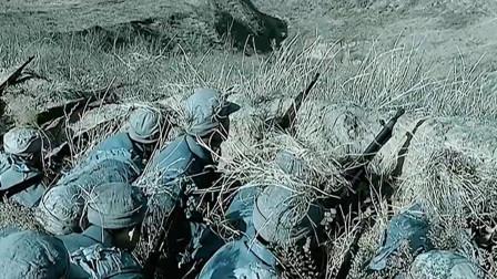 亮剑高能片段:日本特种兵准备袭击八路军最高指挥